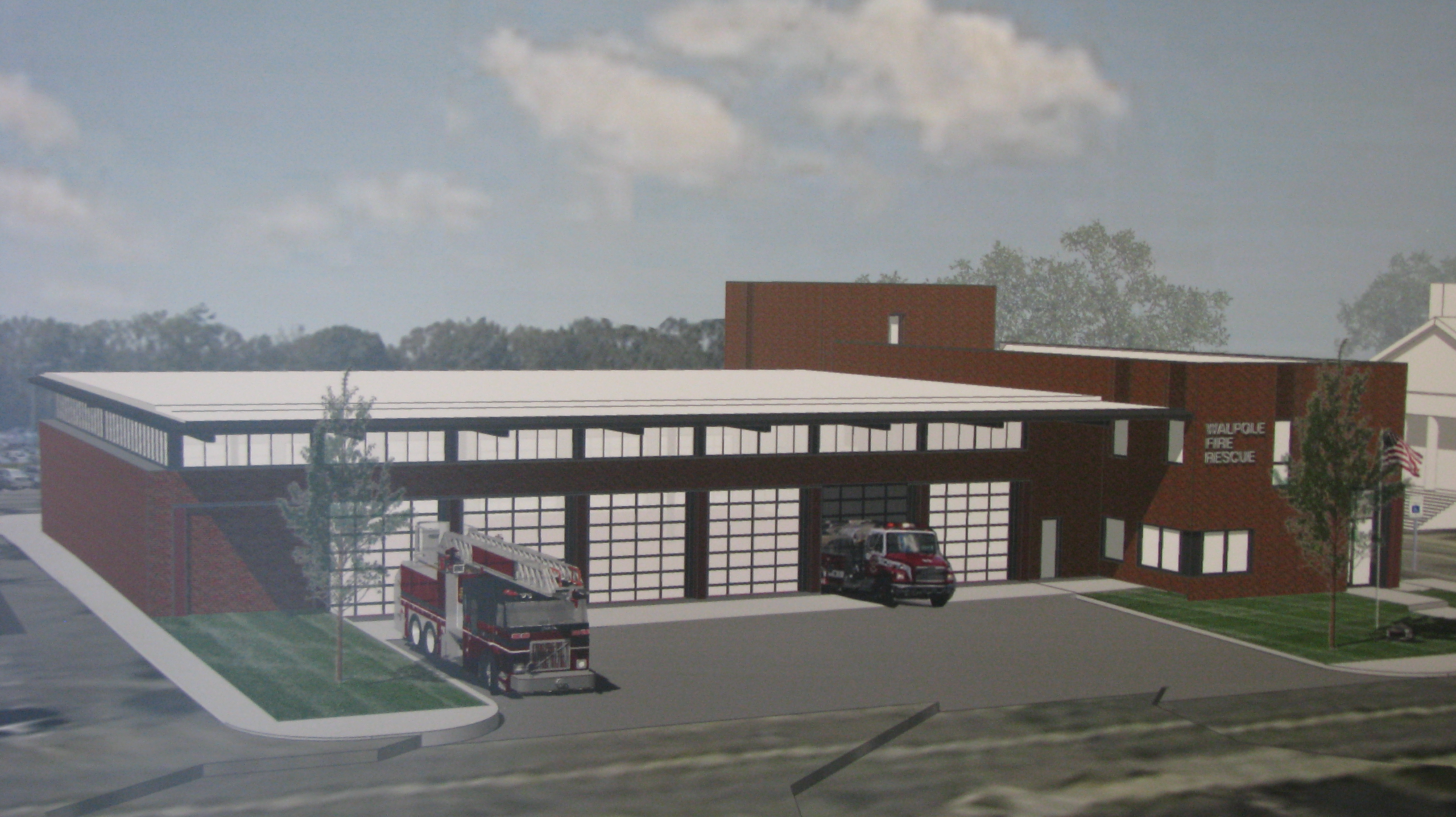 Walpole fire department home many thanks to the permanant building committe the citizens of walpole and the hard working site contractors for the work and support stop by for a visit publicscrutiny Image collections